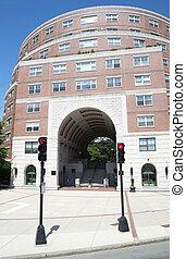 boston, architektura