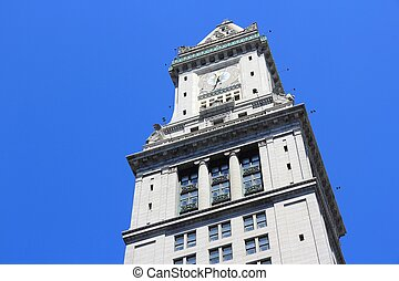 Boston - Custom House Tower