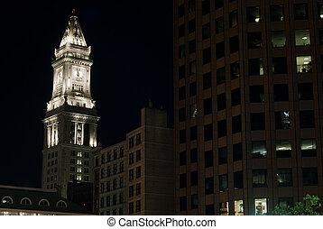 Boston Customs House Tower