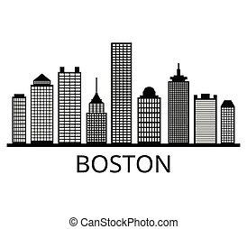boston, horizon