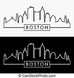 boston, (line), 01-1