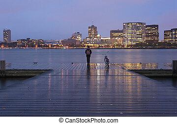 Boston Massachusetts Charles River Basin