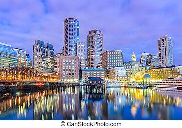 boston, massachusetts, estados unidos de américa