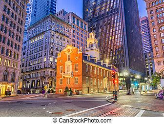 Boston, Massachusetts, USA Old State House