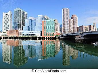 Boston morning