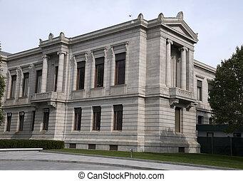 boston, museo, arte, multa