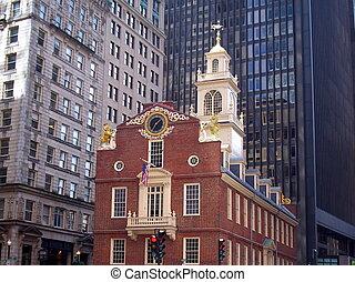Boston Old State House, Boston (US)