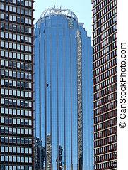 boston, rascacielos