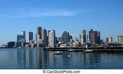 Boston Skyline #1