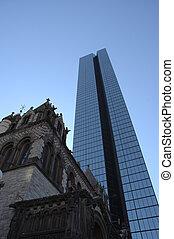 Boston skyline 8