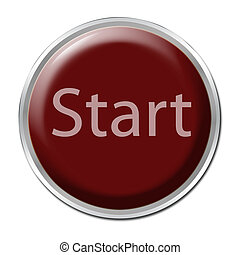 botão iniciar