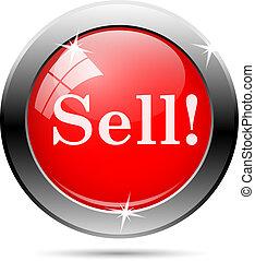 botão, vendas