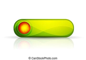botão, vetorial