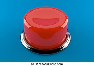 botón, empujón