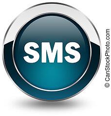 botón, sms