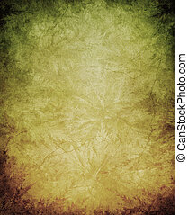 Botanical Grunge Background