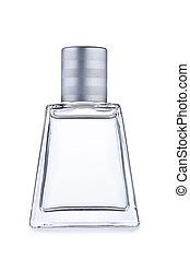 botella, de, colonia