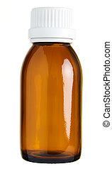 botella de la píldora
