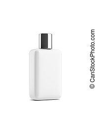 botella, de, perfume