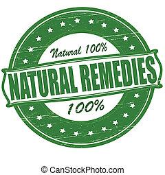 botemedel, naturlig