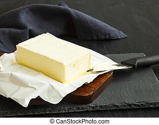 boter, fris, melkinrichting