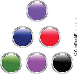 botones, colección