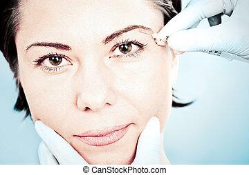botox έγχυση