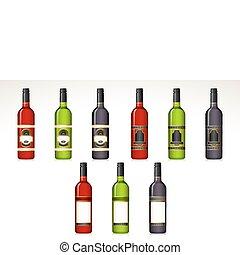 bottiglia, vino