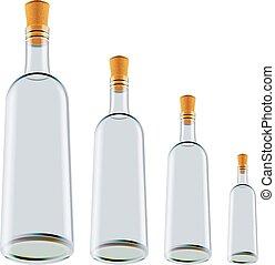 bottiglie, vino