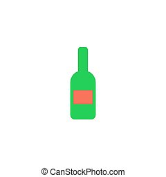Bottle Icon Vector