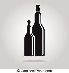 bottle icon