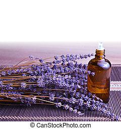 bottle., menstruáció, eszencia, levendula
