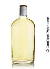 bottle of liquor drink,