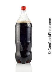 Bottle of soda ( Path )