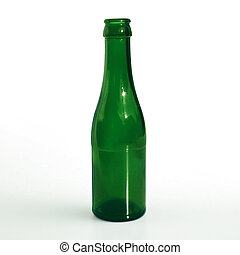 Bottle - Green bottle