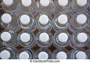 A Case of Bottled water