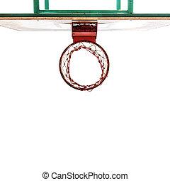 Basketball field goal