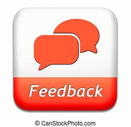bottone, feedback