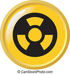 bottone, radiazione