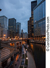 boucle, chicago