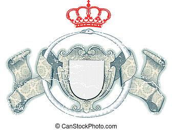bouclier, royal