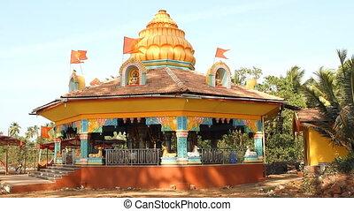 bouddha, inde, temple