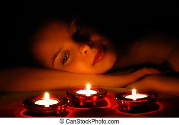 bougies, 3