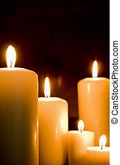 bougies, gamme