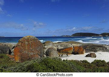 boulder, australia, playa