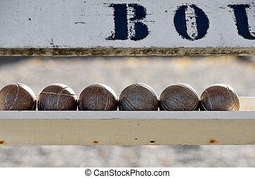 boule, ボール