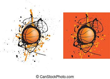 boule basket-ball