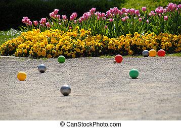 boule flowers