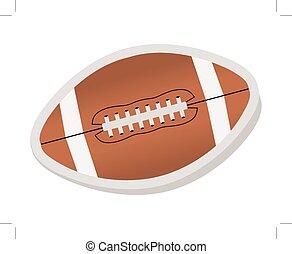 boule football américain