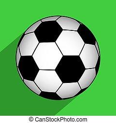 boule football, icône